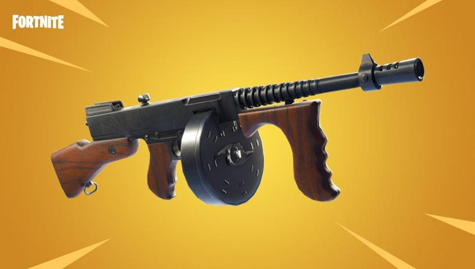 'Fortnite' v9.01 Patch Notes: A Drum Gun Nerf And A Surprise Vaulting https://t.co/bFQFb9DlQ2