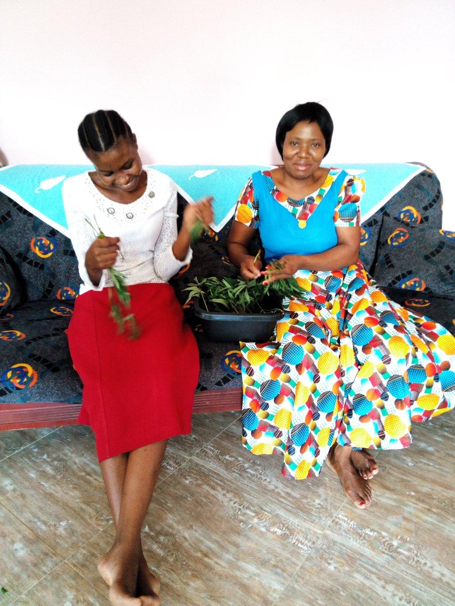 Aquilina & Mama Fidea