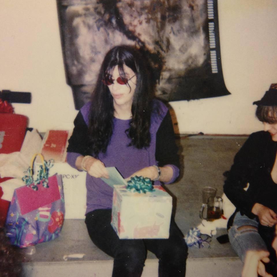 Remembering Jeffrey Ross Hyman, aka 'Joey Ramone' born on this day in 1951 'Happy birthday Joey'