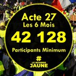 Image for the Tweet beginning: Notre chiffrage définitif MINIMUM pour