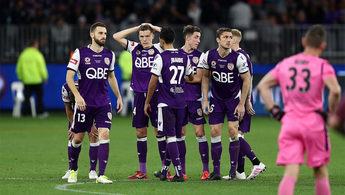 Match wrap... All the details of a proud night that ultimately ended in heartache. Includes match highlights and reaction. https://bit.ly/2w7V5DS  @ALeague #OneMission #OneGlory
