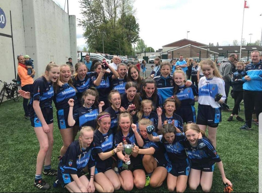 Congrats to St Judes GAA St Judes our 2019 AIG Dublin Div 8 Feile Champions. Commiserations to runners up Craobh Chiarain GAA Club FT St Judes 1-4 - Craobh Chiarain 1-3 #AIGFeile19
