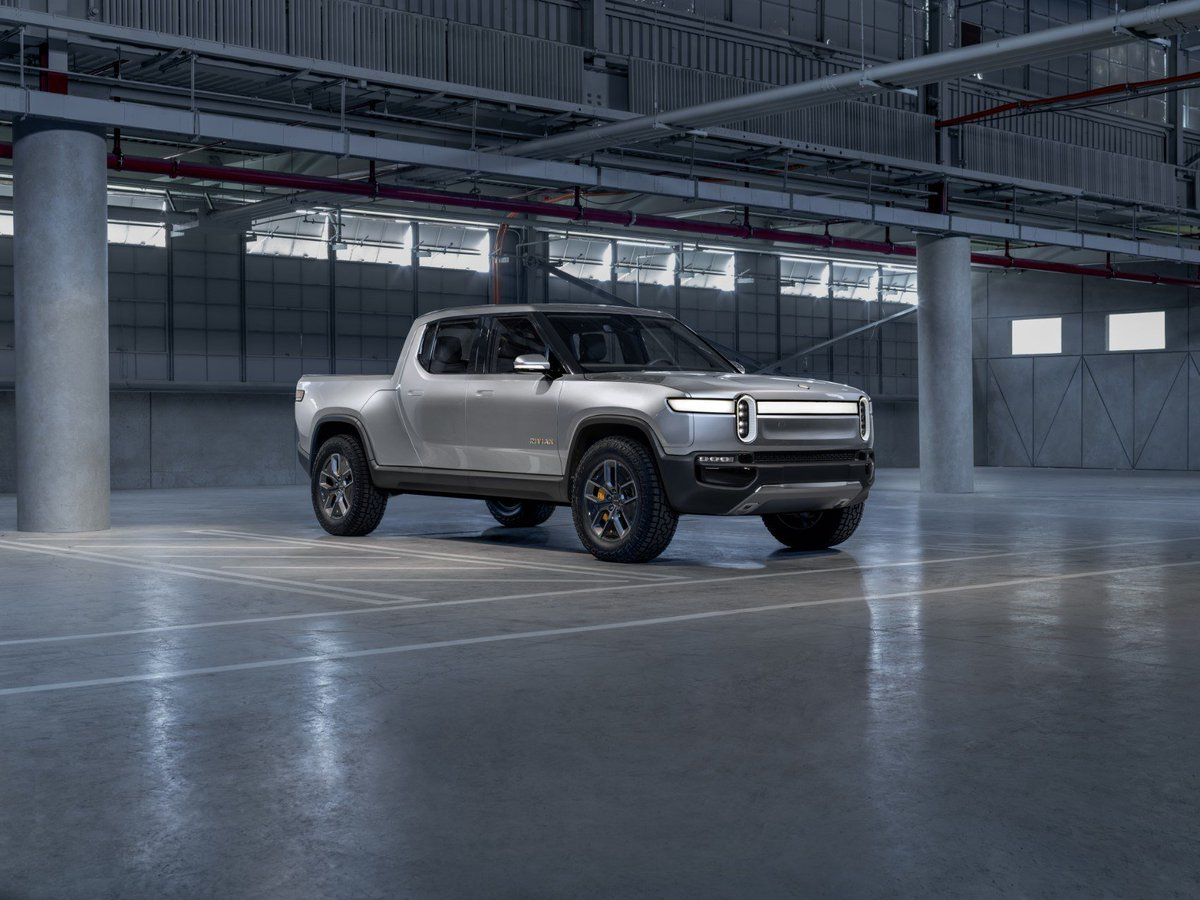 Here are 5 reasons why @Rivian should make @Tesla nervous. http://ow.ly/R2Iw50ugdHz