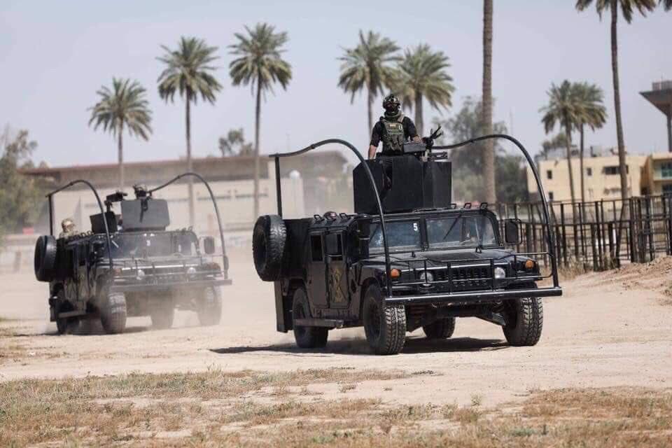 جهاز مكافحة الارهاب (CTS) و فرقة الرد السريع (ERB)...الفرقة الذهبية و الفرقة الحديدية - قوات النخبة - متجدد - صفحة 11 D68DgayW4AAVMGq