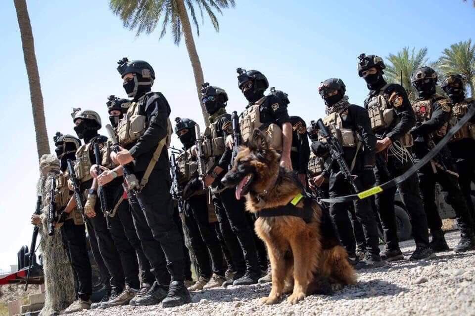 جهاز مكافحة الارهاب (CTS) و فرقة الرد السريع (ERB)...الفرقة الذهبية و الفرقة الحديدية - قوات النخبة - متجدد - صفحة 11 D68DgazWwAEY8xv