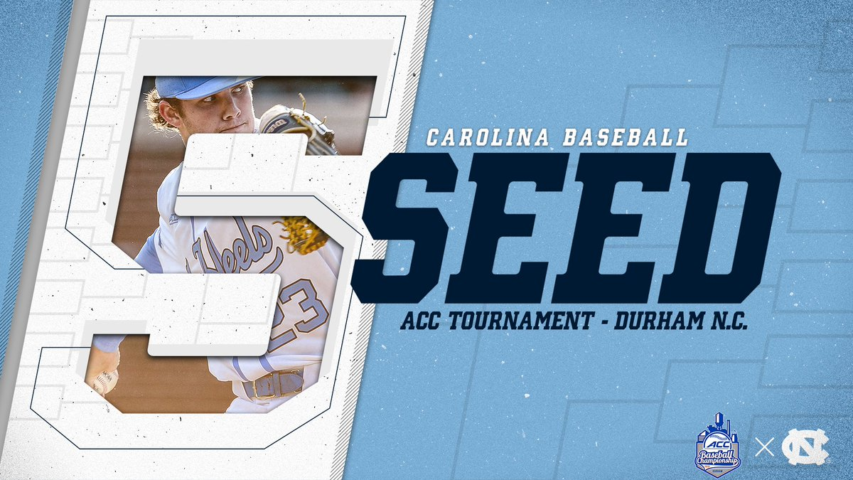 2019 ACC Championship Schedule  As the No. 5 seed, UNC will play No. 9 Virginia on Wednesday at 7 p.m. and No. 4 Miami on Friday at 3 p.m. Both games can be seen on the ACC Network.  For more on this weeks schedule in Durham      http:// bit.ly/2JOV1AJ  &nbsp;  <br>http://pic.twitter.com/bYsEIFYicv
