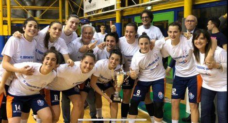 Palermo è in Serie A1, dove gli uomini falliscono riescono le donne - https://t.co/Hjgb3OyKuf #blogsicilianotizie