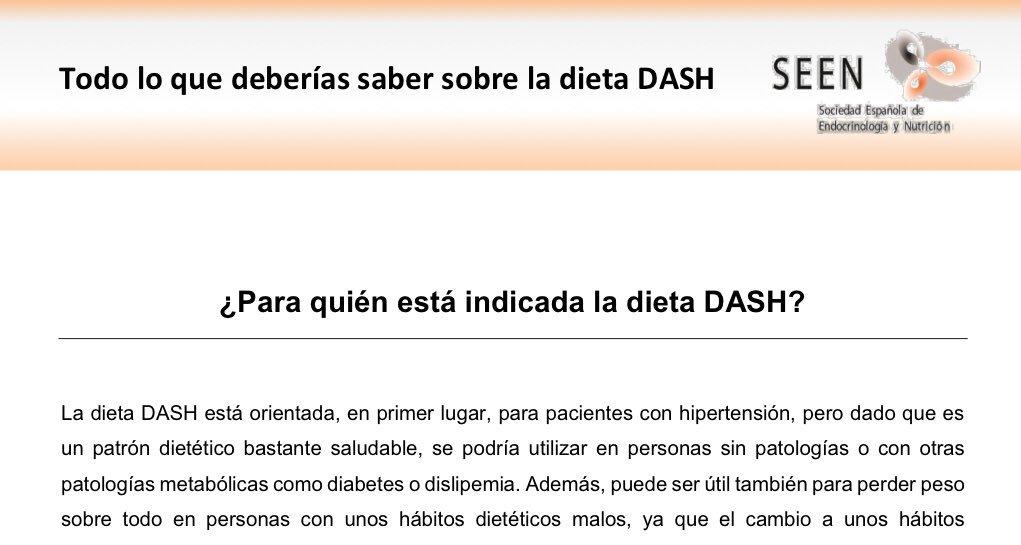 hipertensión de dieta dash pdf
