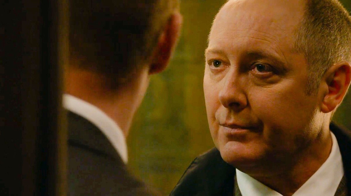 00d4d5390979b ... nice and- Red  I respect the fact if you blab my imposter secret imma  kill you...respectfully Ressler  uh Red  or Reddington will. it ll be one  of us ...