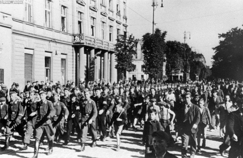 Марш-марш левой