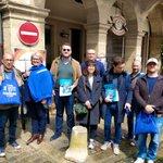 Image for the Tweet beginning: De #Libourne à #Bazas, en