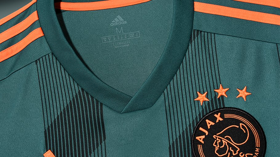 ✖️ New @adidasfootball ✖️ Ajax Away jersey ✖️ 19/20  🛍 http://Ajax.ms/away1920  #DareToCreate #ForTheFuture