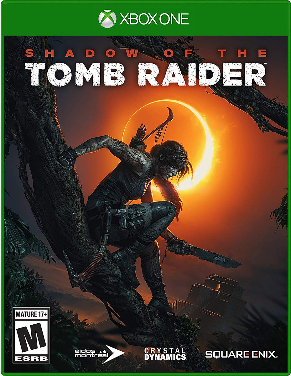 "Get a copy of Shadow of the Tomb Raider on console for $24.99 <a href=""http://mjr.mn/JveQ1"" rel=""nofollow"" target=""_blank"" title=""http://mjr.mn/JveQ1"">mjr.mn/JveQ1</a> https://t.co/91kRGBjRWV."