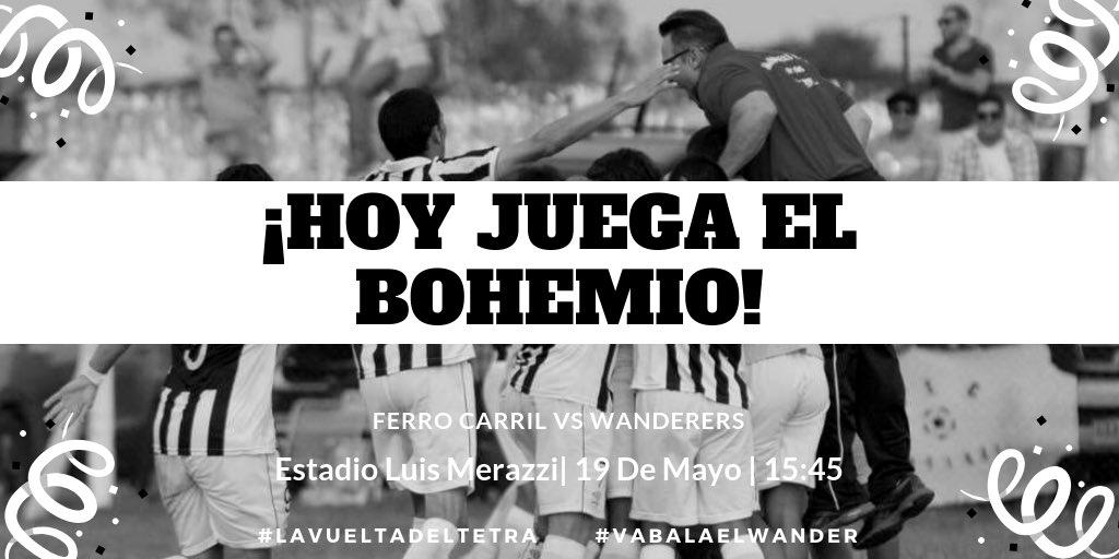 Wanderers FC Artigas's photo on Bohemio