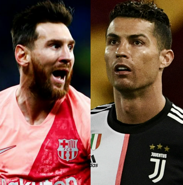 ➔ Messi (31 años): 602 goles en 686 partidos a nivel de clubes. ➔ Cristiano (34 años): 601 goles en 805 partidos a nivel de clubes. JAMÁS VOLVEREMOS A VER ALGO IGUAL.