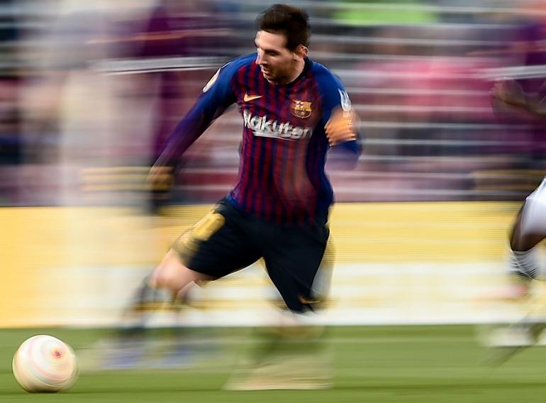 ESPN Datos's photo on #Messi