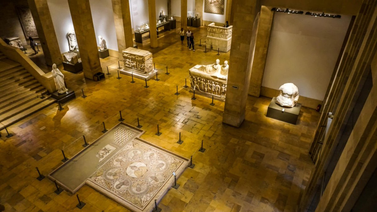 ⭕️ How Did Lebanon Celebrate Museum Day? Museums and heritage sites around Lebanon will once again be celebrating International Museum Day. ℹ️ albawaba.com/editors-choice… ℹ️ archaeologyin.org