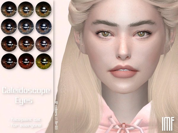 TheSimsResource The Sims 4 - Eyes by IzzieMcFire - http://www