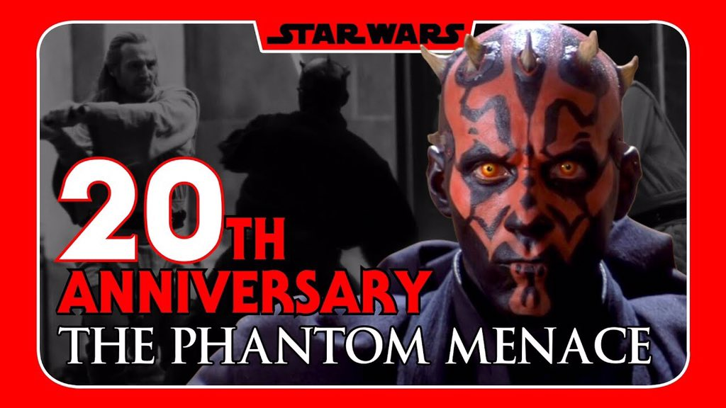 To celebrate 20 years of The Phantom Menace we collected nearly an hour's worth of people in the fandom discussing their favorite scenes!  https://youtu.be/-Od5VsTIv4w