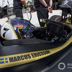 . @ArrowGlobal @SPMIndyCar rookie @Ericsson_Marcus shines in preparation for #Indy500 debut - https://t.co/IUlPo2VMIq   @IndyCar @IMS