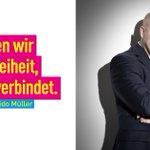 Image for the Tweet beginning: Unser Europakandidat Guido Müller aus