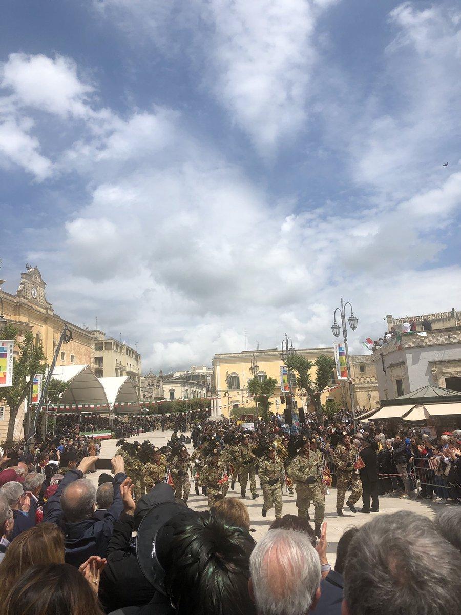 RT @TgrBasilicata: Grande successo a #Matera per i...