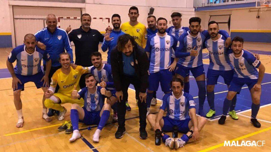 MCFNews| 📝 ¡El @MalagaCFutsal venció a la UD Monachil (8-6) y está un paso más cerca del ascenso! 💪  🤔 ¿No pudiste ver el partido? ¡Aquí te lo dejamos íntegro! 📺  ➡️ http://bit.ly/2VR5XVJ