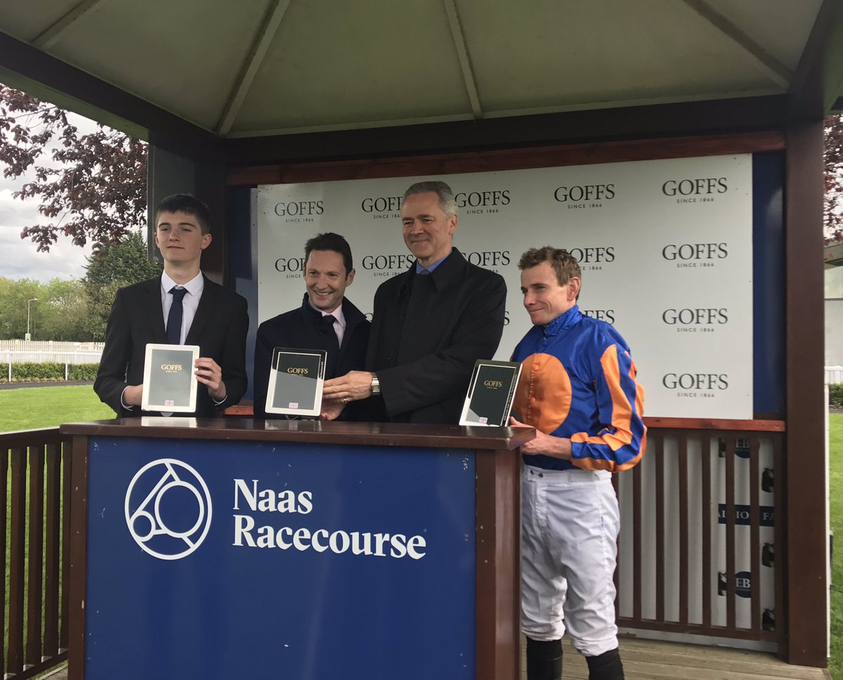 Our feature race the G3 @Goffs1866 Lacken Stakes goes to So Perfect for @Ballydoyle and Ryan Moore! Hopefully we will see So Perfect again at Royal @Ascot again next month  #RoyalAscotTrialsDay<br>http://pic.twitter.com/XWStpJ1E1s