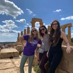 """HPU's Global Experience """"Maymester"""" programs are currently underway throughout the world. Students have been spotted in Greece, Thailand, Salamanca, Rome and many other locations, where they are exploring diverse cultures and gaining new experiences. ✈️🌍 #HPU365 #HPURoadTrip"""