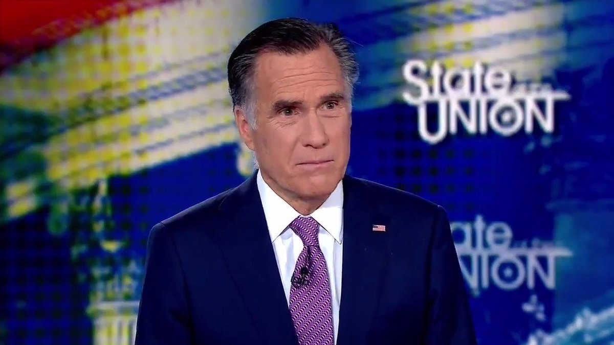 """Image for the Tweet beginning: Mitt Romney: """"Clearly, the number"""