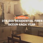 Image for the Tweet beginning: Fire Damage Property Casualty Insurance