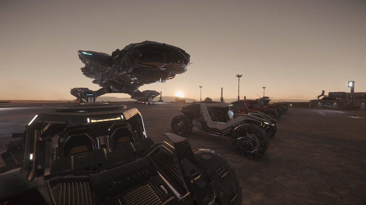 the collector #StarCitizen #SpaceRangers #Tumbril<br>http://pic.twitter.com/9bXvGki5jy