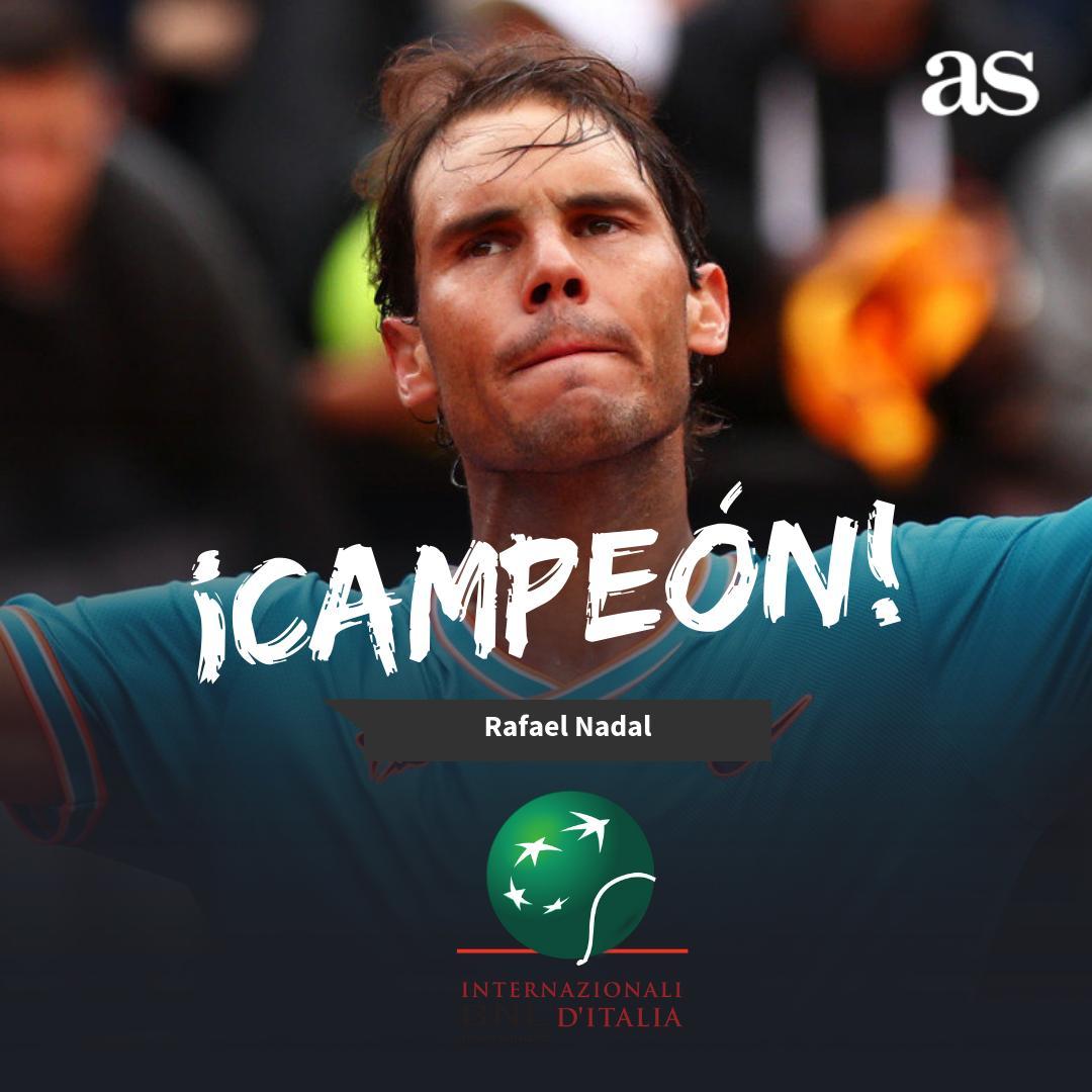 AS English's photo on #VamosRafa