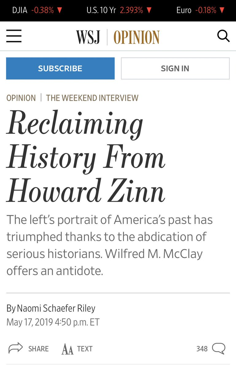 The left's ACCURATE narrative about history, including all the atrocities US and European imperialism/capitalism have inflicted around the world, scares elites so much.