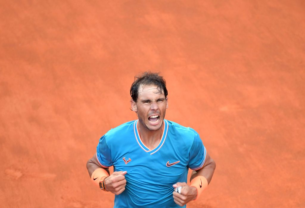 Rafael Nadal has claimed his first title of the year with victory over world number one Novak Djokovic in the Italian Open final.Report: https://bbc.in/2WRAbV1