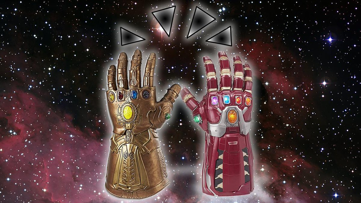 The Marvel Legends Series Iron Man Power Gauntlets are already selling out 😲 bit.ly/2EuNOmb