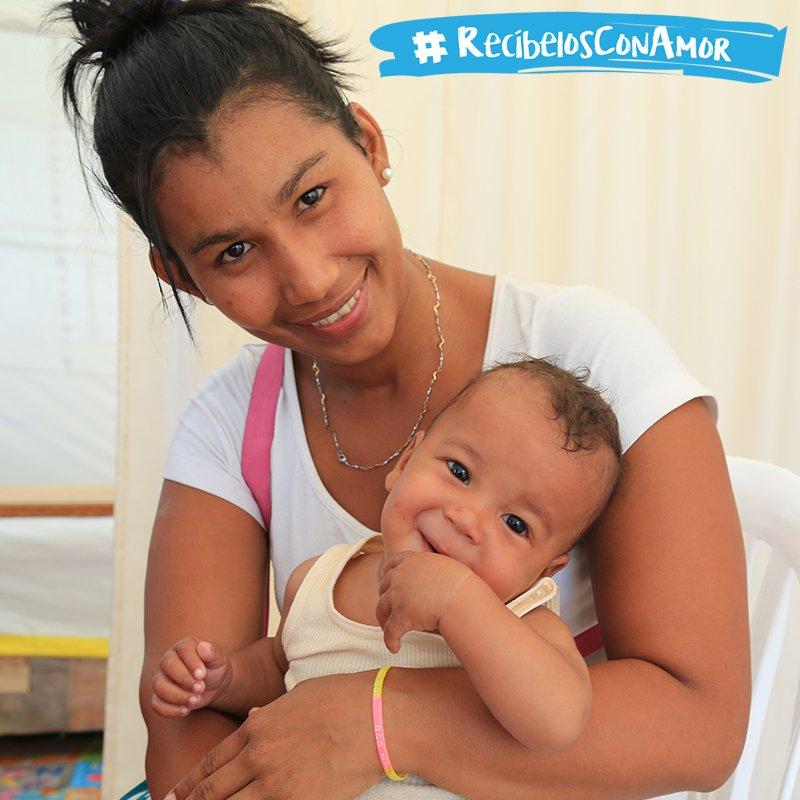 test Twitter Media - Después del largo viaje, es hora de escribir una nueva y buena historia. Usa el hashtag #RecíbelosConAmor para enviar un mensaje de amor a niñas, niños y adolescentes que llegan a Perú. ➡️ https://t.co/kGFbMCGAxG https://t.co/hmpjL7ExJr