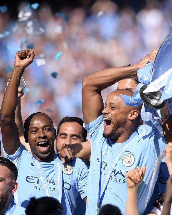 this team as one of the greatest, a true legend. You honored City's shirt every minute played. Our friendship goes on forever. It was a pleasure. All the best for the future.