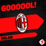 Image for the Tweet beginning: GOOOOOOOOOOOOOOOOOOOOOOOOOOOOOOOL! Mais um do Milan!