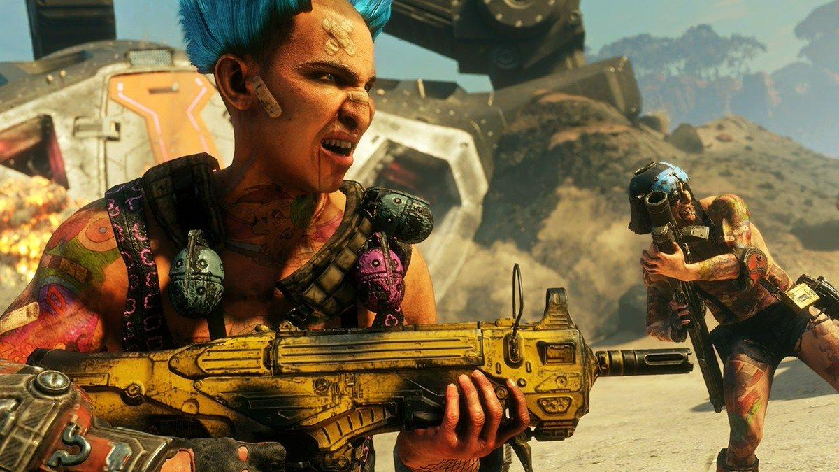 Do you want to be as powerful as possible in Rage 2? OF COURSE YOU DO! WERE HERE TO HELP! 💪🔥 Check out our Wiki and well help you find every Ark location, every Nanotrite ability, and every weapon you can get 👀 bit.ly/2waBNxi