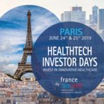 « Healthtech Investor Day » à Paris les 24 et 25 juin : candidatures des entreprises (PME et start-up matures) jusqu'au 28 mai  https://t.co/SV3ZixYV0w @FranceBiotech