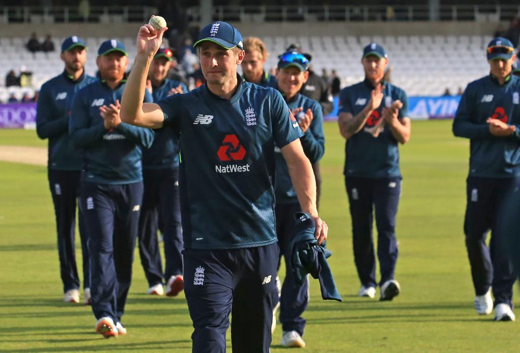 England bowler