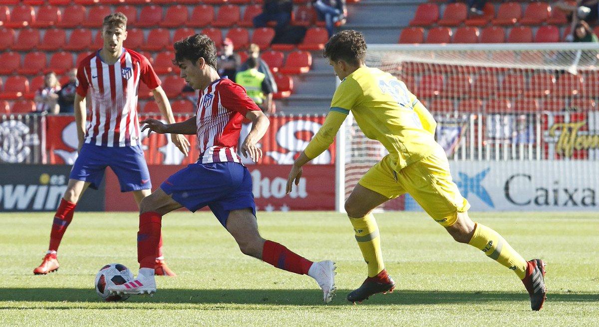 El Atlético no ha pasado este domingo del empate ante la UD Las Palmas (Foto: ATM).