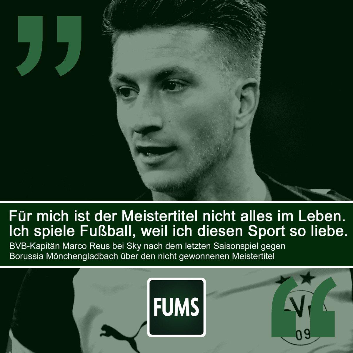 Fums On Twitter Ein Herz Fur Fussball Reus Bvb