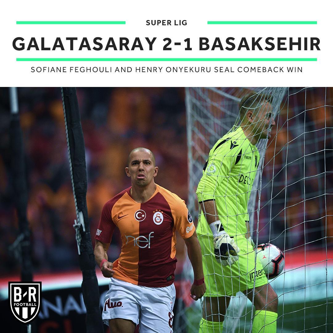 Galatasaray win the 2018/19 Super Lig! 🇹🇷