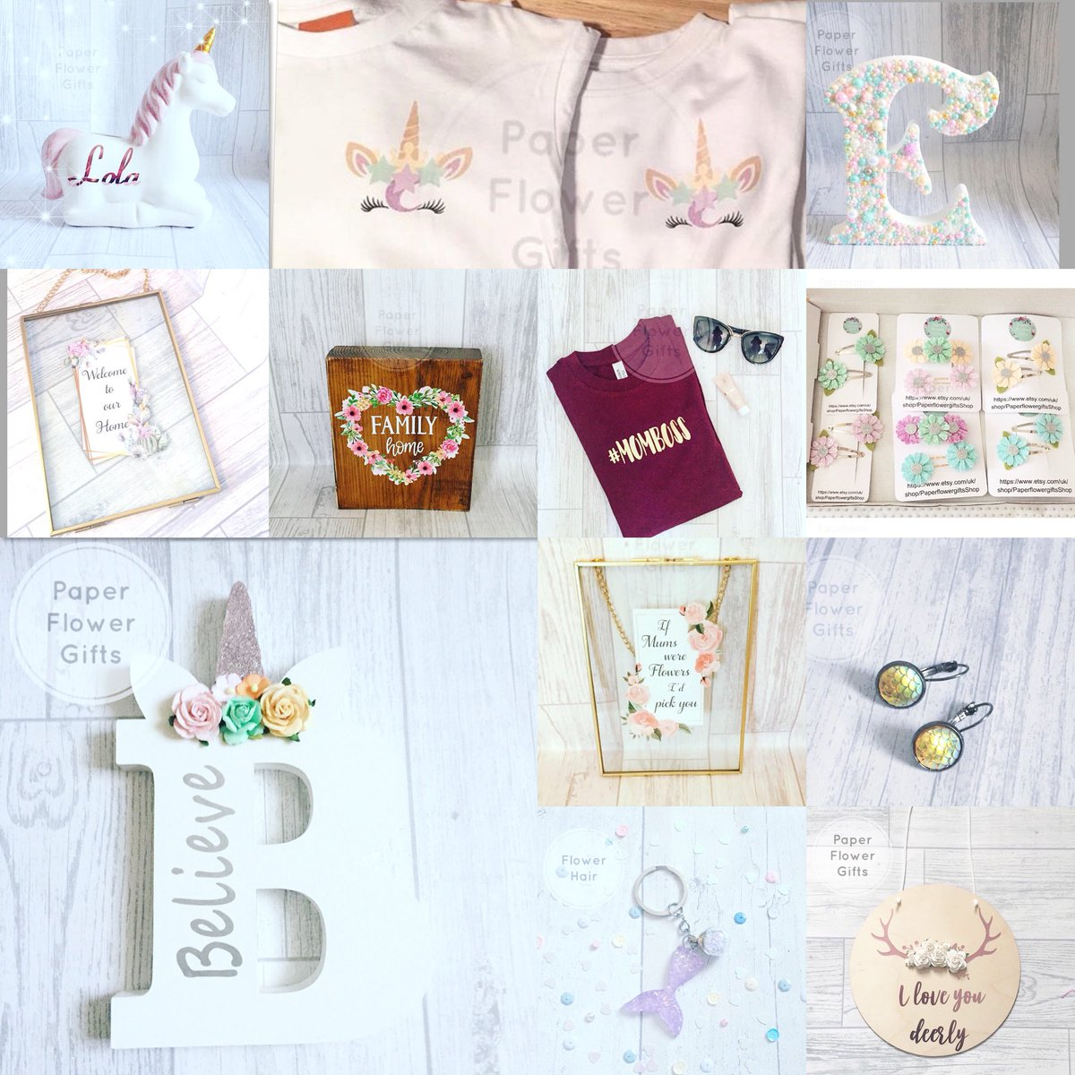 Various gifts available in store  https://www. etsy.com/uk/shop/Paperf lowergiftsShop &nbsp; …  #wnukrt #gifthour  #womaninbizhour #gifts #etsyshop<br>http://pic.twitter.com/dCpdq3Xdm3