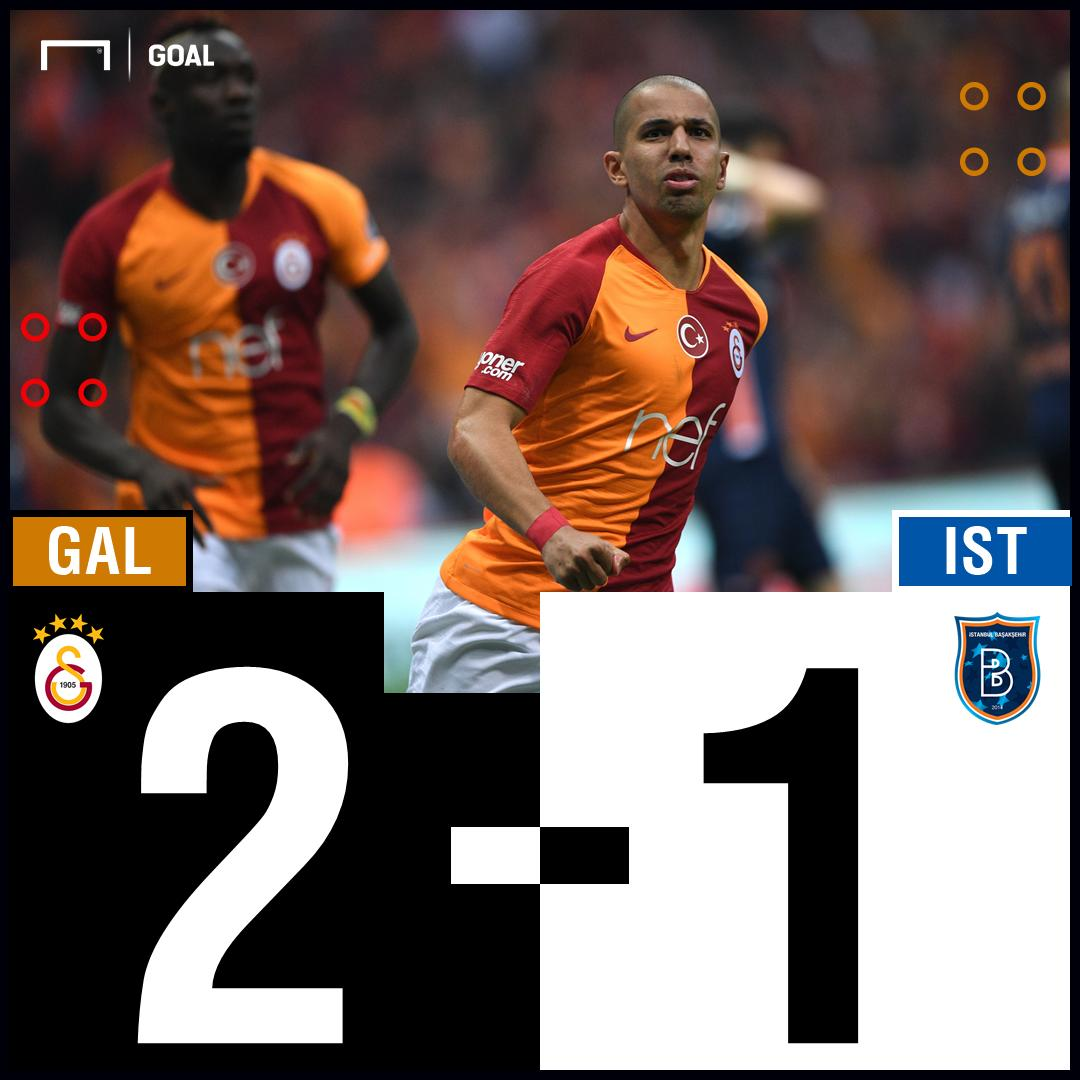 Galatasaray come from behind to snatch the Turkish Super Lig title from Istanbul Basaksehir 🇹🇷😱