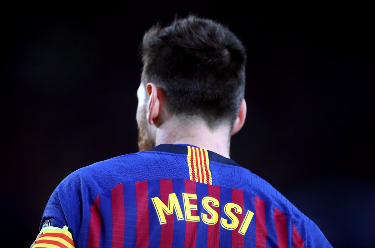 Lionel Messi in #LaLiga this season: 🐐 Most goals 🐐 Most assists 🐐 Most shots on target 🐐 Most chances created 🐐 Most big chances created 🐐 Most fouls won 🐐 Most braces 🐐 Most hat-tricks 🐐 Hit the woodwork the most In a league of his own.
