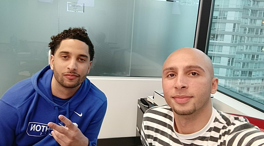 Be sure to follow @TyNurse1. Up and coming D1 coach from Canada. Former player with a ton of experience. Brother from the west is in Toronto this month.