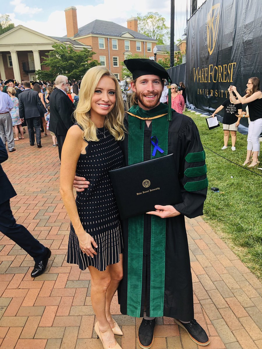 Kayleigh Mcenany On Twitter My Brother Is Officially Doctor Michael Mcenany What A Huge Accomplishment Ryannmcenany